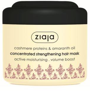 Ziaja Cashmere Befästande mask For torrt, stressat hår
