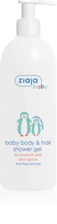 Ziaja Baby Body and Hair Shower Gel 2 in 1