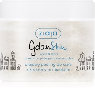 Ziaja Gdan Skin Oil Scrub for Body