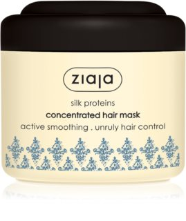 Ziaja Silk Smoothing Mask for Dry and Damaged Hair