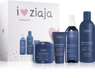 Ziaja Acai Berry Gift Set I.