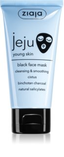 Ziaja Jeju Young Skin Cleansing Black Mask for Young Skin