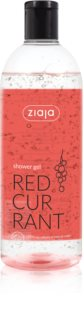 Ziaja Red Currant Energizing Shower Gel