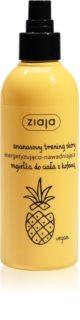 Ziaja Pineapple Body Mist cu efect de hidratare