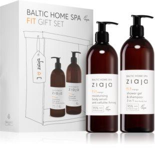 Ziaja Baltic Home Spa Fit Mango Geschenkset (für den Körper)