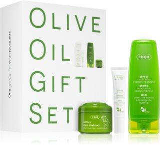 Ziaja Olive Oil Geschenkset (Für Gesicht und Körper)