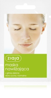 Ziaja Mask ενυδατική μάσκα προσώπου