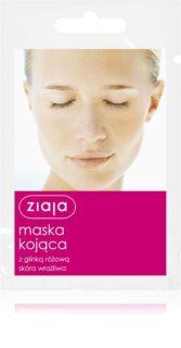 Ziaja Mask Kalmerende Gezichtsmasker