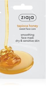 Ziaja Tapioca Honey Mjukgörande mask