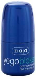 Ziaja Yego Bloker Antiperspirant Roll-On til at behandle overdreven svedtendens