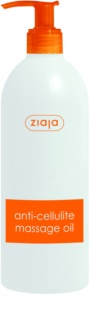 Ziaja Massage Oil huile de massage anti-cellulite