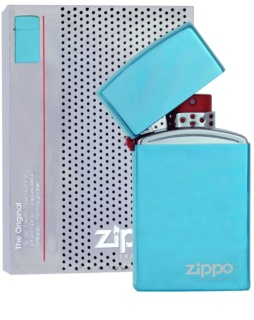 Zippo Fragrances The Original Blue eau de toilette sample for Men