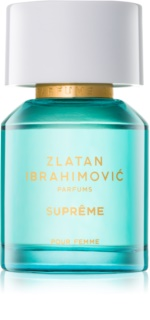 Zlatan Ibrahimovic Supreme eau de toilette for Women