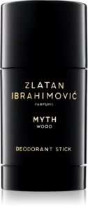 Zlatan Ibrahimovic Myth Wood Deodorant Stick for Men