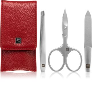Zwilling Twinox kit manucure Red (pour femme)