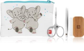 Zwilling Twinox Kids kit manucure Elephants (pour enfant)