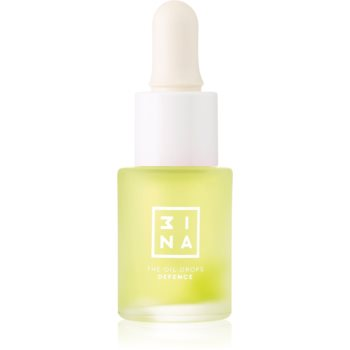 3INA Skincare The Oil Drops ser protector facial image0
