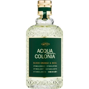 4711 Acqua Colonia Blood Orange & Basil eau de cologne unisex