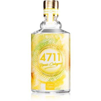 4711 Remix Lemon eau de cologne unisex