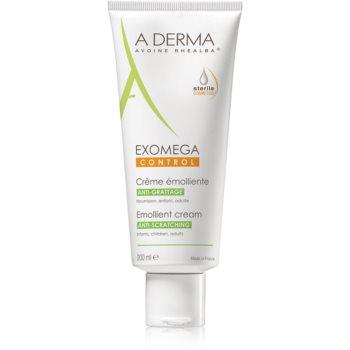 A-Derma Exomega Cremă corp cu efect de emoliere pentru piele foarte sensibila sau cu dermatita atopica notino.ro
