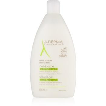 A-Derma Hydra-Protective gel de dus hidratant imagine 2021 notino.ro