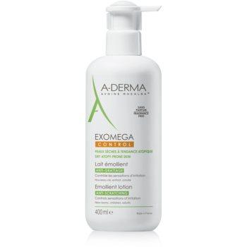 A-Derma Exomega lotiune hidratanta pentru corp pentru piele foarte sensibila sau cu dermatita atopica notino.ro