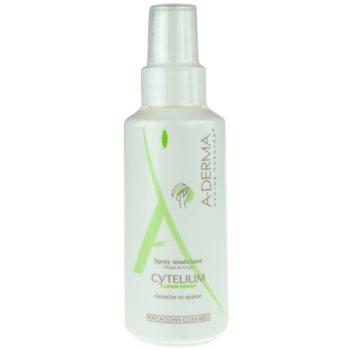 A-Derma Cytelium Spray de uscare și calmare pentru piele iritata imagine 2021 notino.ro