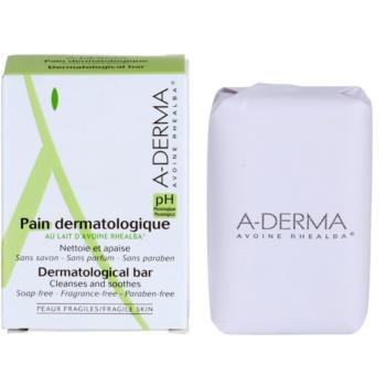A-Derma Original Care baton dermatologic pentru curatare pentru piele sensibila si iritata imagine 2021 notino.ro