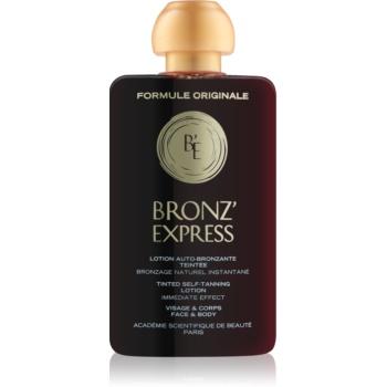 Académie Scientifique de Beauté Bronz' Express apa tonica pentru tonifiere pentru fata si corp imagine 2021 notino.ro