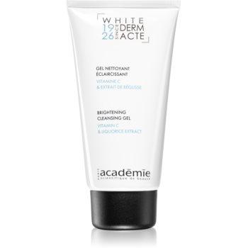 Académie Scientifique de Beauté Derm Acte Whitening gel de curățare pentru o piele mai luminoasa notino.ro