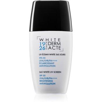 Académie Scientifique de Beauté 365 White UV Screen crema protectoare pentru fata cu o protectie UV ridicata notino poza