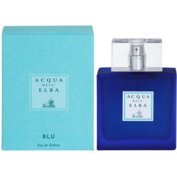 Acqua dell' Elba Blu Men Eau de Toilette pentru bărbați