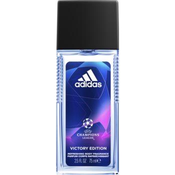 Adidas UEFA Champions League Victory Edition deodorant spray imagine 2021 notino.ro