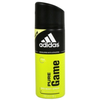 Adidas Pure Game deodorant spray image0