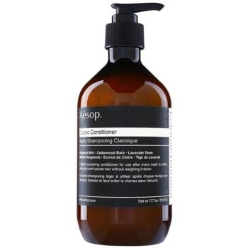 Aēsop Hair Classic balsam hranitor pentru toate tipurile de păr imagine 2021 notino.ro