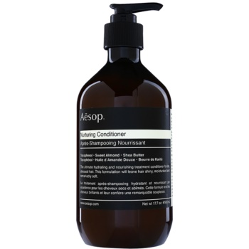 Aēsop Hair Nurturing balsam hranitor pentru par uscat, deteriorat si tratat chimic notino poza