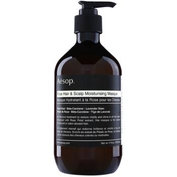 Aēsop Hair Rose masca hidratanta pentru par si scalp notino poza