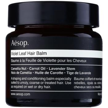 Aēsop Hair Violet Leaf Balsam modelator pentru par indisciplinat imagine 2021 notino.ro
