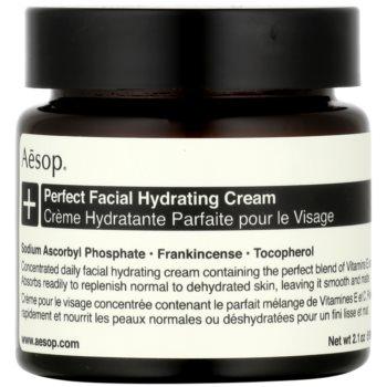 Aēsop Skin Perfect cremă hidratantă pentru piele normală spre deshidratată imagine 2021 notino.ro