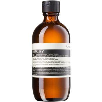 Aēsop Skin Parsley Seed tonic antioxidant pentru toate tipurile de ten notino poza