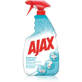 Ajax Bathroom produs de curățare pentru baie spray imagine 2021 notino.ro