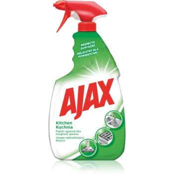 Ajax Kitchen produs de curățare pentru bucătărie spray imagine 2021 notino.ro