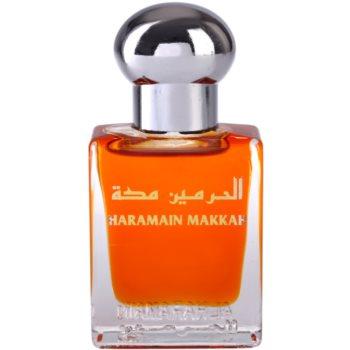 Al Haramain Makkah ulei parfumat unisex notino.ro