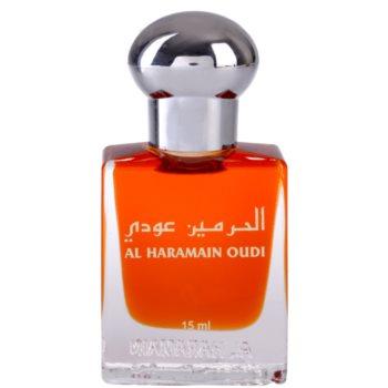 Al Haramain Oudi ulei parfumat unisex notino.ro