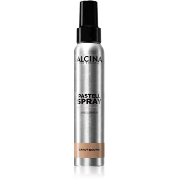 Alcina Pastell Spray spray nuanțator de păr cu efect imediat imagine 2021 notino.ro