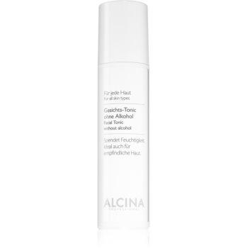 Alcina For All Skin Types tonic pentru fata fară alcool imagine 2021 notino.ro
