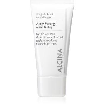 Alcina For All Skin Types peeling-activ pentru o piele moale și netedă imagine 2021 notino.ro