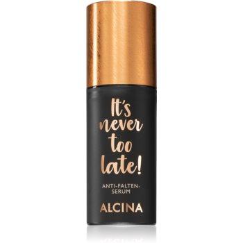 Alcina It's never too late! ser antirid notino.ro