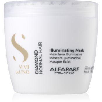 Alfaparf Milano Semi di Lino Diamond Illuminating masca pentru stralucire notino.ro