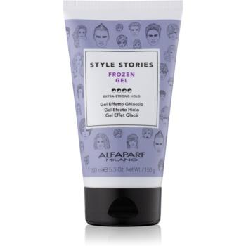 Alfaparf Milano Style Stories The Range Gel gel de păr cu efect răcoritor fixare foarte puternica imagine 2021 notino.ro